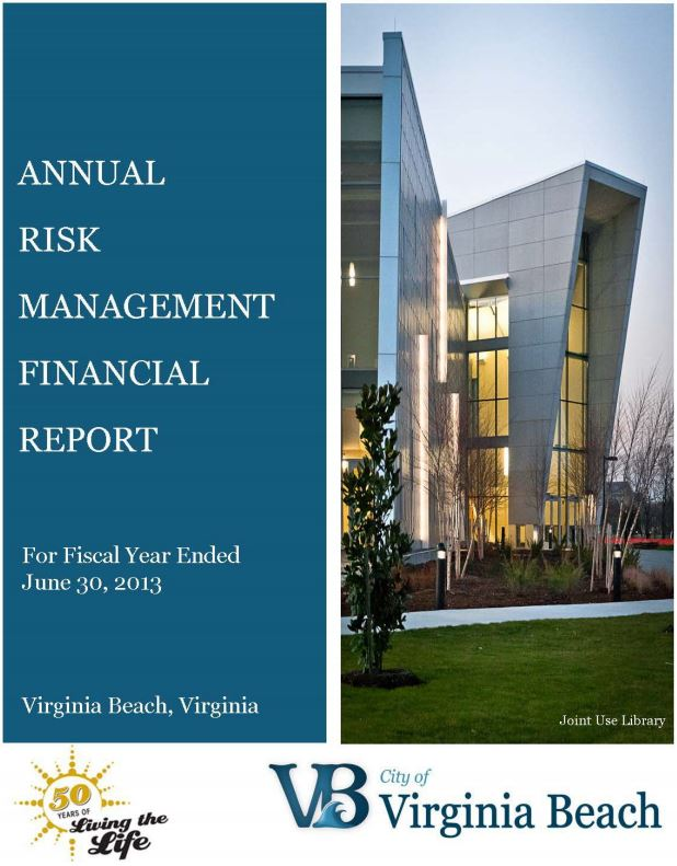 Risk Management 2013 Final Report