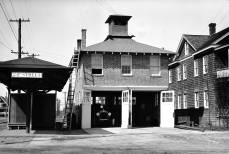 24th Street Fire Station circa 1920s