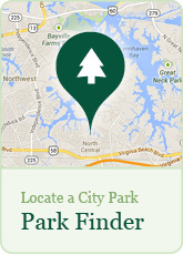 Locate a city park with Park Finder
