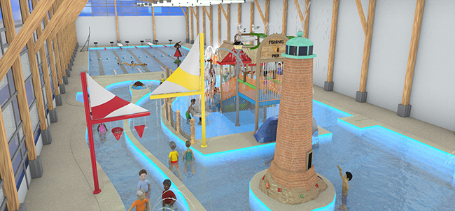 Kempsville pool rendering