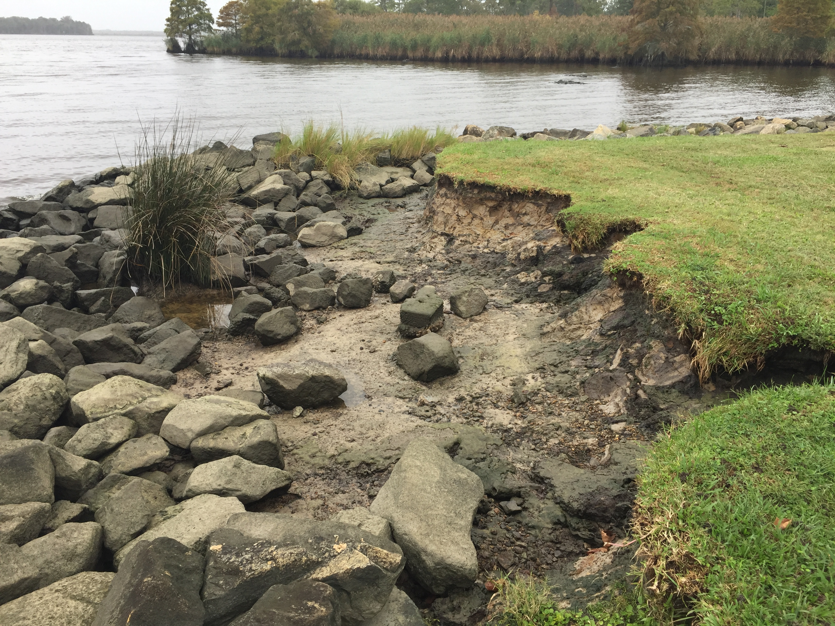 Munden Point Shoreline Stabilization