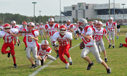 League Nebraska midget football