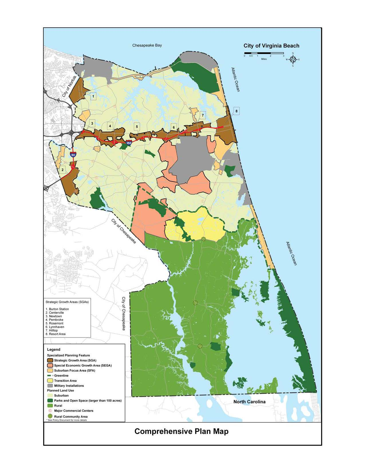 Maps VBgovcom City of Virginia Beach