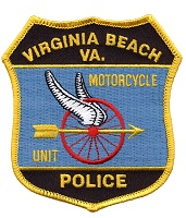 Motorcycle Unit Patch