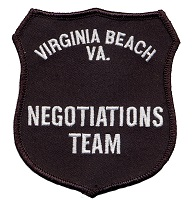Negotiations Team Patch