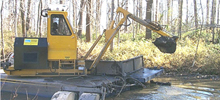 Channel Dredge
