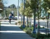 Infrastructure and streetscape improvements