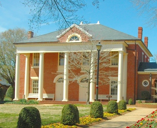 Historic Princess Anne County Courthouse